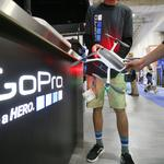 GoPro shares plummet on report it's looking to sell itself amid layoffs, plans to exit drone business (Video)