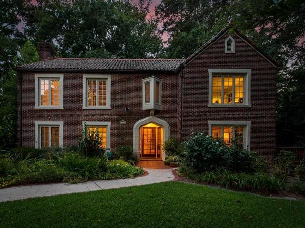 Home of the Day: Druid Hills Home on Druid Hills Golf Course!