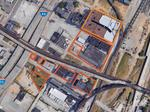Riverfront land assembled for potential future redevelopment
