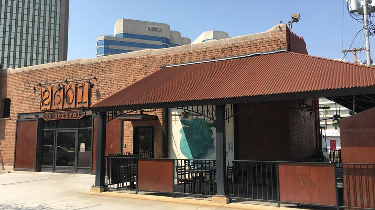 New Restaurant Aims To Make It In Tougher Midtown Phoenix