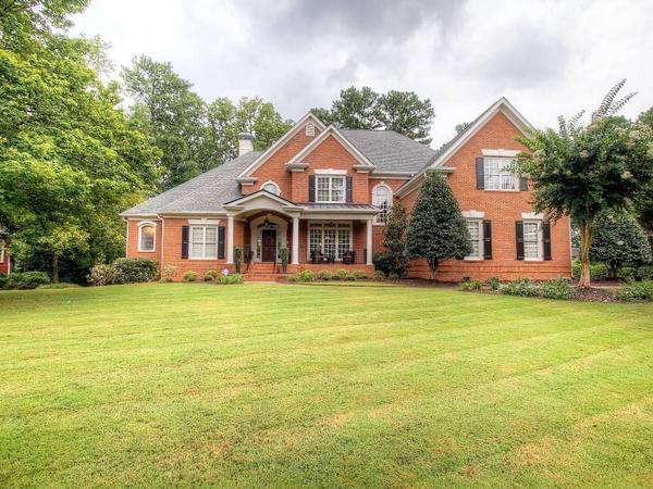 Home of the Day: Beautiful Brick Home in Laurel Springs Neighborhood!
