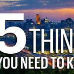 Five things you need to know today, and does your company have the right stuff?