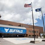 Saturday will be a pretty good advertisement for UB's next athletic director
