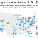 Dear Amazon: We picked your new headquarters for you