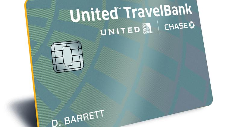 United airlines and chase team up for branded cash back credit card united airlines and chase have teamed to introduce the united travelbank credit card reheart Choice Image