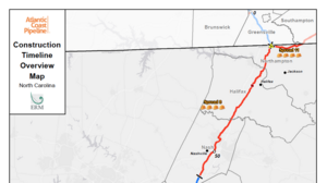 Public records show behind-the-scenes rallying by developers for Atlantic Coast Pipeline