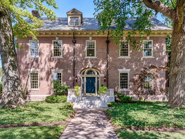 Home of the Day: Impressive Central West End Mansion