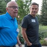 Rupert Murdoch looks to reshape his media empire