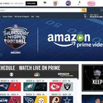 Amazon gives NFL global feel