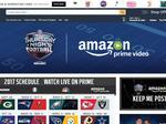 Amazon gives NFL global feel