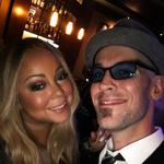 Mariah Carey drops in on Daniel's Broiler piano man Kacey Evans