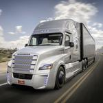 Daimler Trucks celebrates model anniversaries, large market share of trucks made mostly in Charlotte area (PHOTOS)