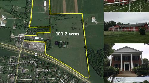 Property Spotlight: DEVELOPMENT LAND FOR SALE IN CANAL WINCHESTER!