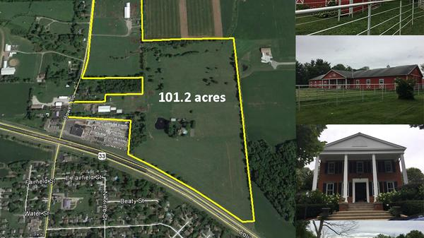 DEVELOPMENT LAND FOR SALE IN CANAL WINCHESTER!