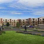 Mendota Motel, garden center will be replaced with 138 apartments
