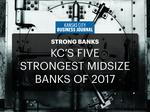 KC's five strongest midsize banks at midyear