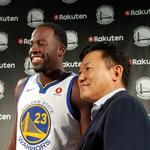 The Japanese billionaire behind the latest Warriors deal (Video)