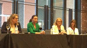 Women in energy talk jobs, economy and the future at Brownstein forum