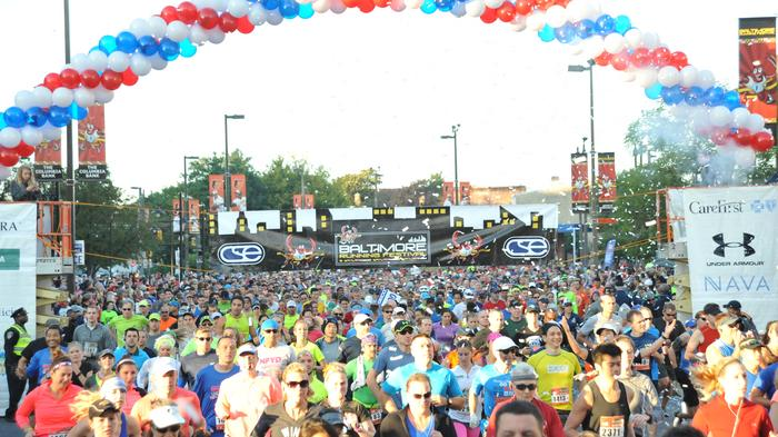 Baltimore Running Festival finish line moves to Inner Harbor in push for more out-of-towners