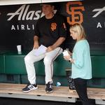Can the Giants score a branding win for Alaska Airlines?