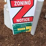 That zoning sign at the Greensboro Tanger Center site? Here's what it means