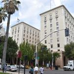 Senator Hotel owner creating restaurant space with Capitol view
