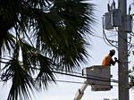 Duke Energy trims 2017 earnings forecast as mild temperatures and a wild hurricane hurt Q3