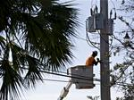 Georgia Power plans to have most service restored by Saturday night