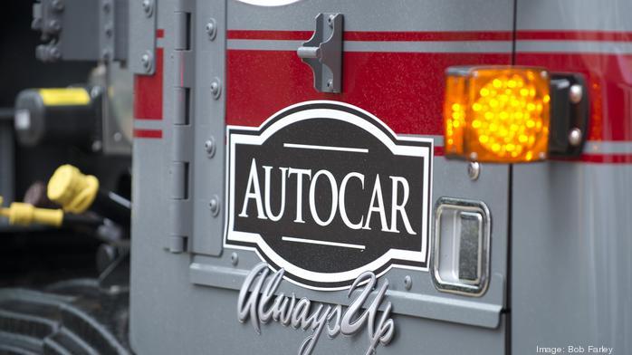 Autocar opens $120M facility in metro Birmingham