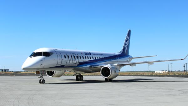 Mitsubishi Mrj Jets Resume Washington Test Flights After