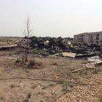 Cleanup work starts at site of deadly Firestone home explosion