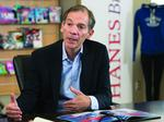 How CEO Gerald Evans is leading Hanesbrands to buck retail trends