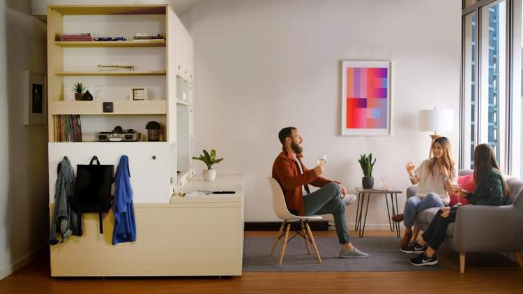 Robotic furniture startup preps for national launch after $6 ... on national home services, national home furnishings, national baseball, national transportation, national fish, national home design, national weather, national home health,