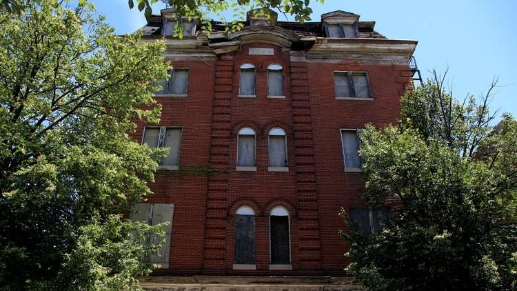 Local developer converting former city orphanage into artist