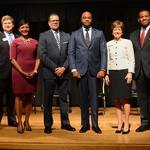 Atlanta mayoral candidates talk permitting, affordable housing (Photos)