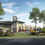 Car enthusiasts rejoice! 48,000-square-foot garage condo started in Ponte Vedra