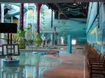 Get a look at former Hotel Cascada's splashy makeover, waterpark