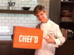Teen MasterChef partners with meal kit delivery service