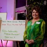 ULI honors <strong>Marcia</strong> Bansley as driving force behind 'greening' of Atlanta