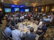 About 600 people attended SRP Economic Forecast 2018 at the Scottsdale Resort at McCormick Ranch
