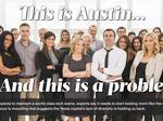 Austin's lack of tech diversity not unique, but still costly