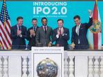 Social Capital's upsized 'unicorn buyout IPO' raises $600M
