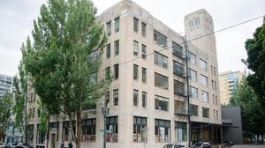 The old Hanna Andersson building's creative revamp