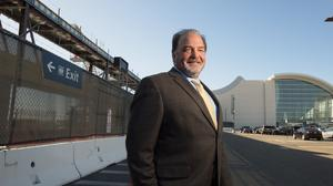 How San Jose airport's new chief sees battle with Oakland, his tenure