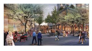 Seaport Square redesign gets city approval