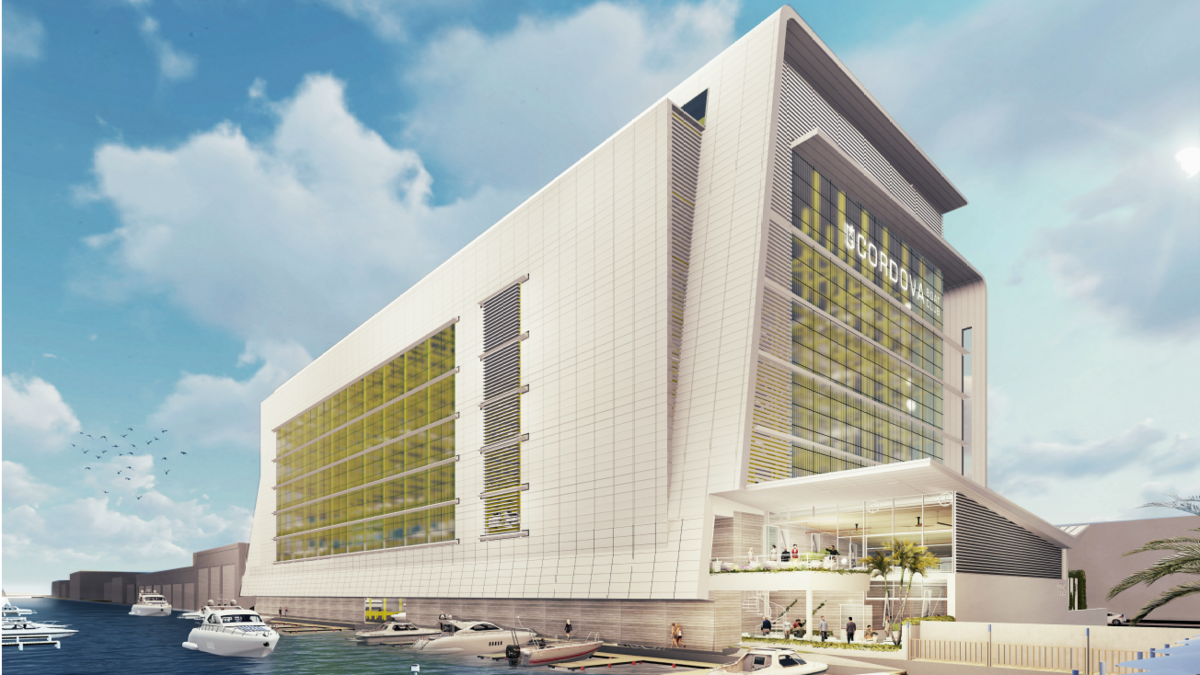 Fully Automated Boat Storage Center Proposed In Fort