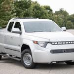 Cincinnati manufacturer unveils electric pickup truck: PHOTOS (Video)