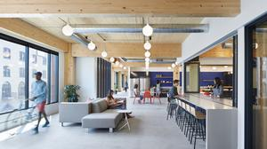 Cool Offices: Zipnosis expands to new space in T3 building