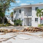 Here are the Florida counties with the most insurance claims from Hurricane Irma