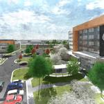 Acadia expands $100M Belmont replacement hospital project, again